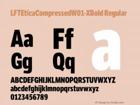 LFTEticaCompressed-XBold