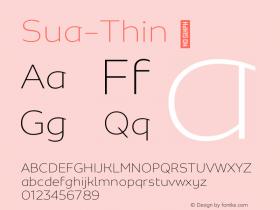 Sua-Thin