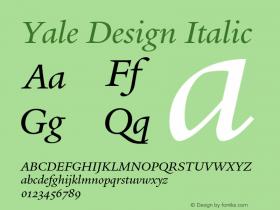 Yale Design