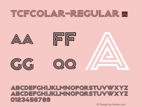 TCFColar-Regular