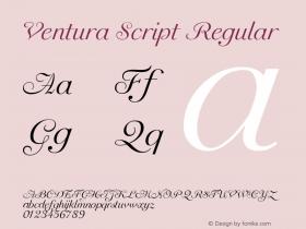 Ventura Script