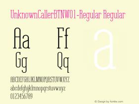 UnknownCallerBTN-Regular