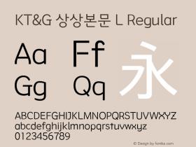 KT&G 상상본문 L
