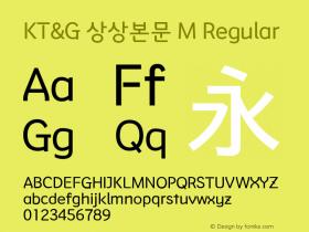 KT&G 상상본문 M