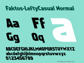 Faktos-LeftyCasual