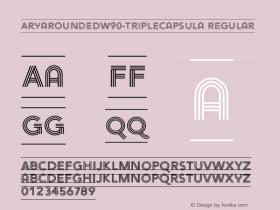 AryaRounded-TripleCapsula