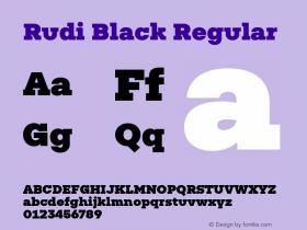 Rudi Black