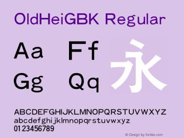 OldHeiGBK
