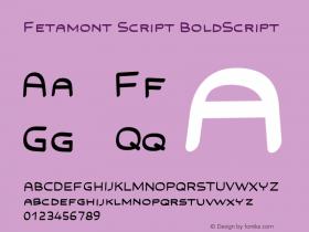 Fetamont Script