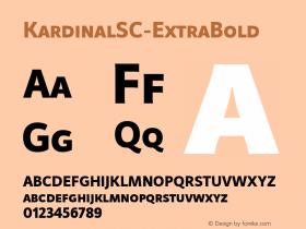 KardinalSC-ExtraBold