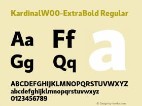 Kardinal-ExtraBold