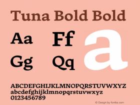 Tuna Bold