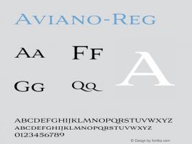 Aviano-Reg