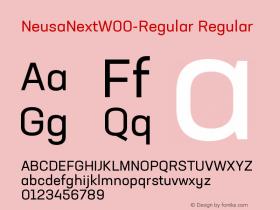 NeusaNext-Regular
