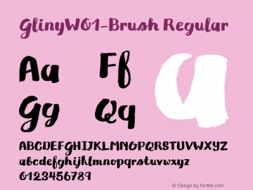 Gliny-Brush