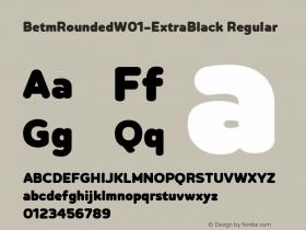 BetmRounded-ExtraBlack
