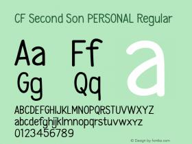 CF Second Son