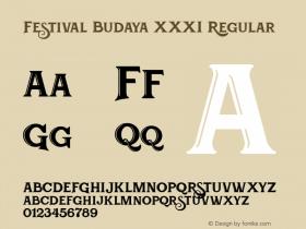 Festival Budaya XXXI