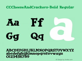 CCCheeseAndCrackers-Bold