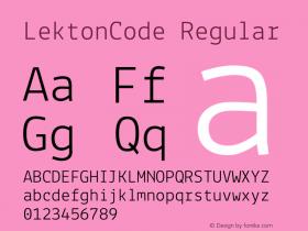 LektonCode