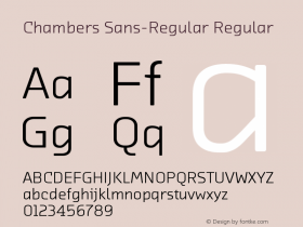Chambers Sans-Regular