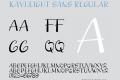 Kayleight Sans