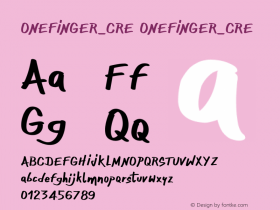 ONEFINGER_CRE