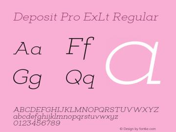 Deposit Pro ExLt
