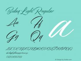 Bidaq Light