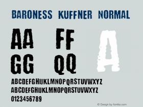 Baroness Kuffner