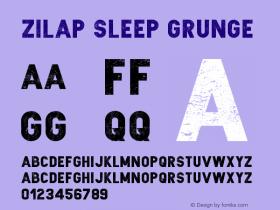 Zilap Sleep