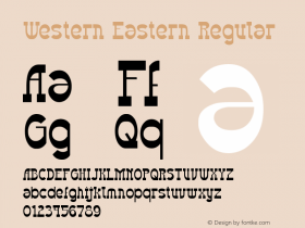 Western Eastern