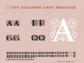 - Sus Zallman Caps
