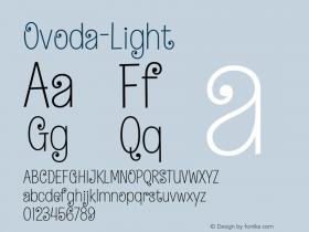 Ovoda-Light