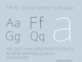 Secca Hairline 15