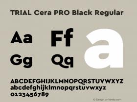 Cera PRO Black