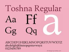 Toshna