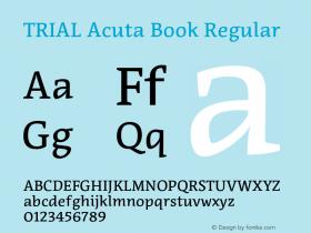 Acuta Book