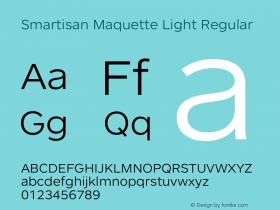 Smartisan Maquette Light