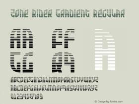 Zone Rider Gradient