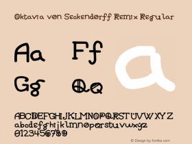 Oktavia von Seckendorff Remix