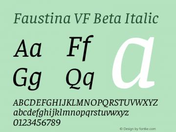 Faustina VF