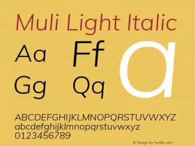 Muli Light