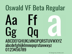Oswald VF