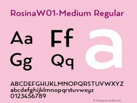 Rosina-Medium