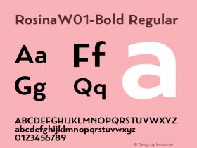 Rosina-Bold