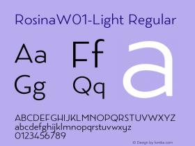 Rosina-Light