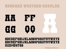 Nandaka Western