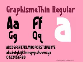 GraphismeThin