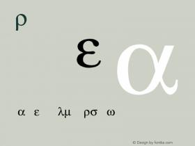 Symbol-Italic